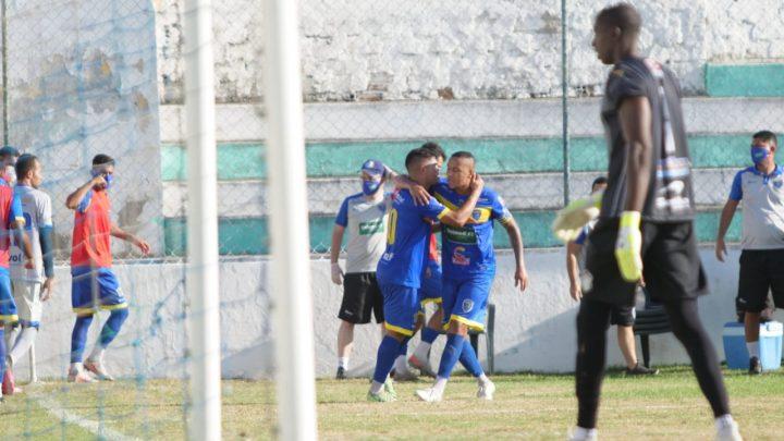 Caruaru City empata e segue  invicto na Série A2 do Pernambucano