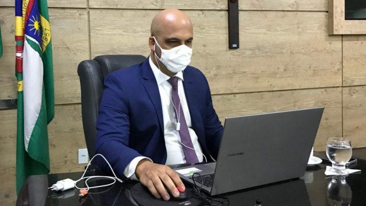 Fala, povo: Anderson Correia lança canal para denúncias e atendimento à população