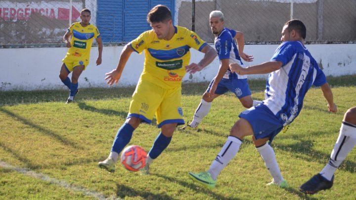 Caruaru City enfrenta o Ipojuca pelo Pernambucano Série A2 neste sábado (16)