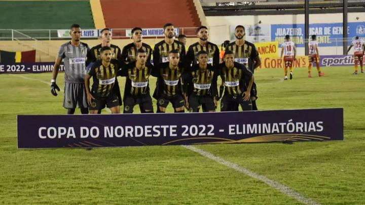 Central perde para Juazeirense pelas eliminatórias da Copa do Nordeste